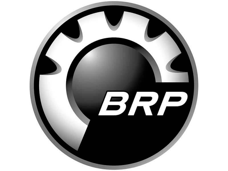 logo BRP bombardier recreational products