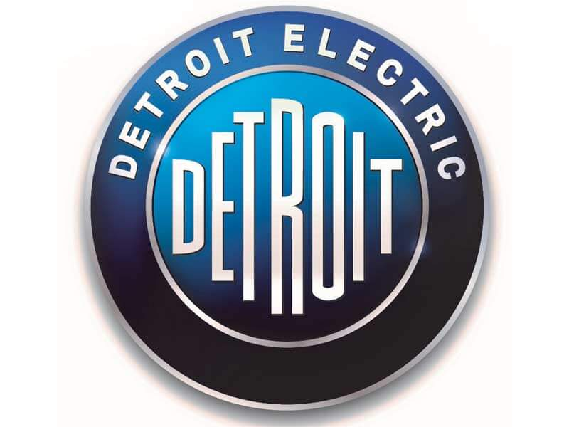 logo detroit electric
