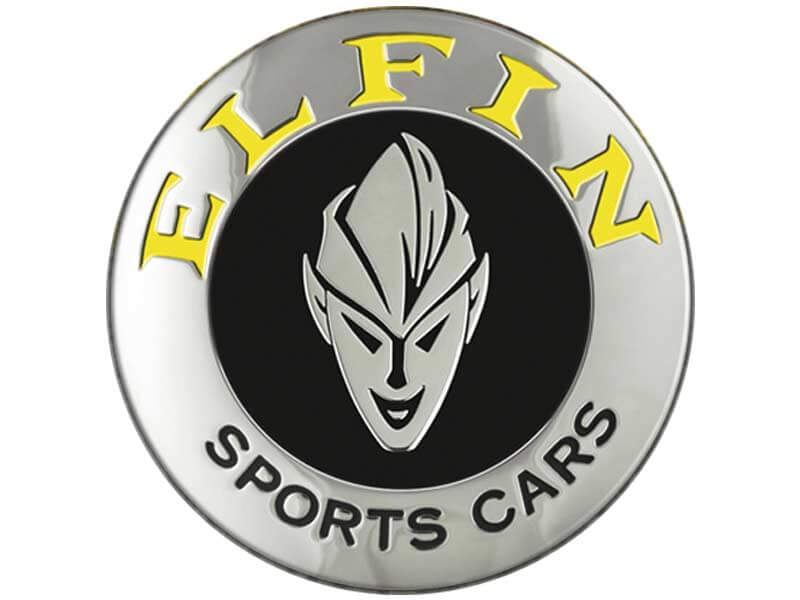 Elfin Sports Car