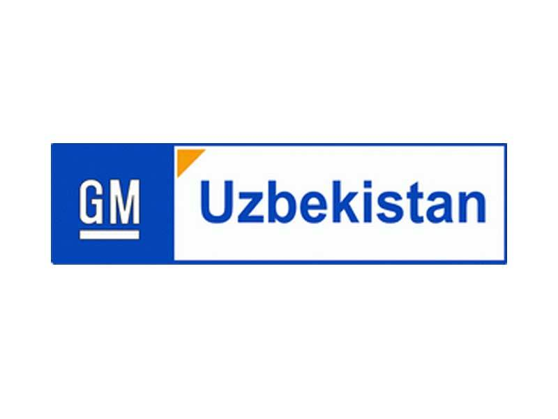 Logo Gm Uzbekistan
