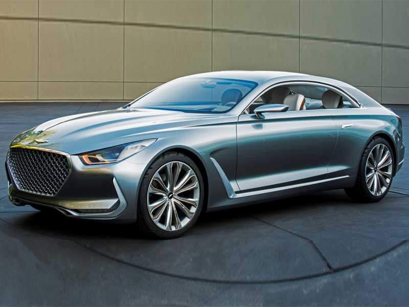 HDC 16 G Vision Coupe Concept