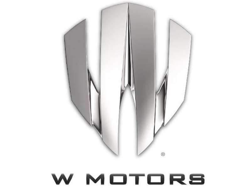 logo W Motors