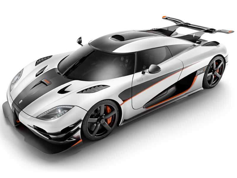 Koenigsegg 1