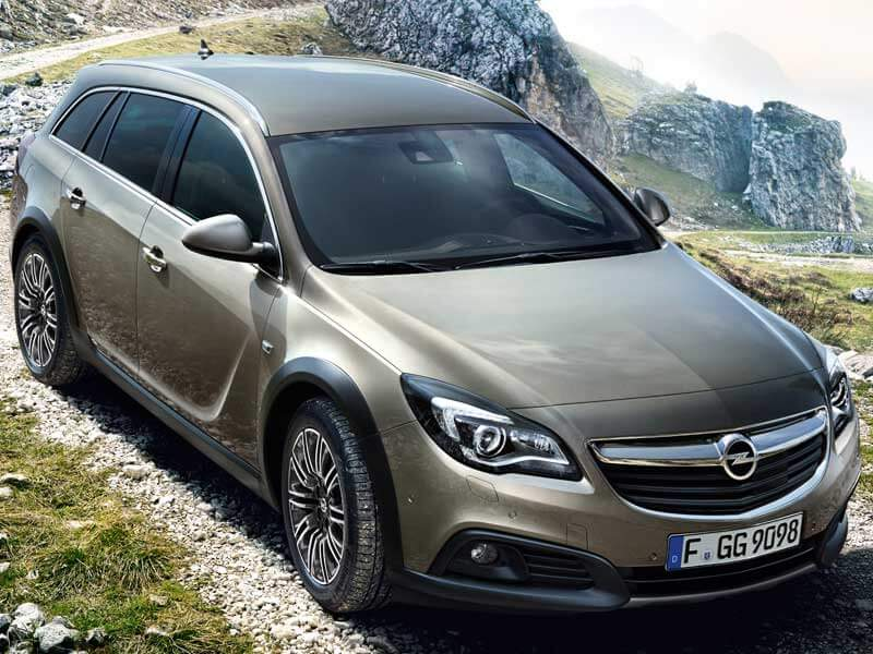 opel insignia country