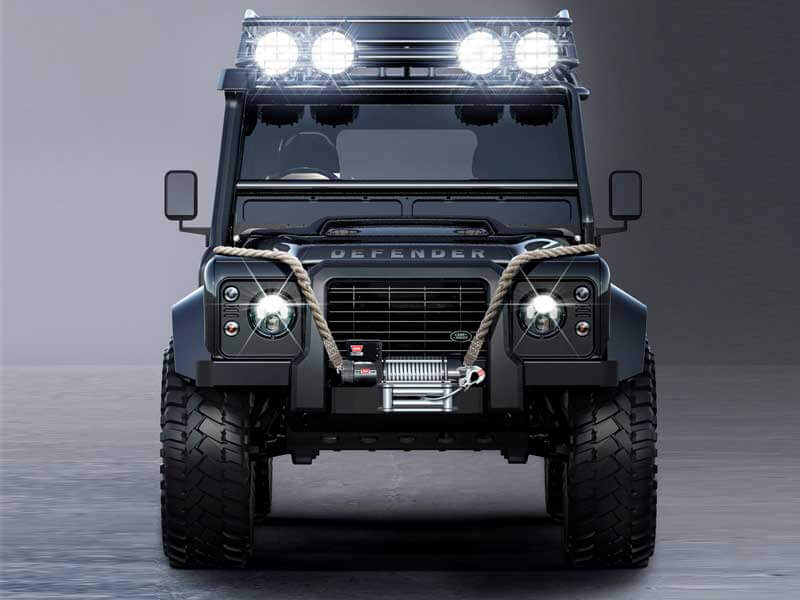 Land Rover Defender (Spectre)