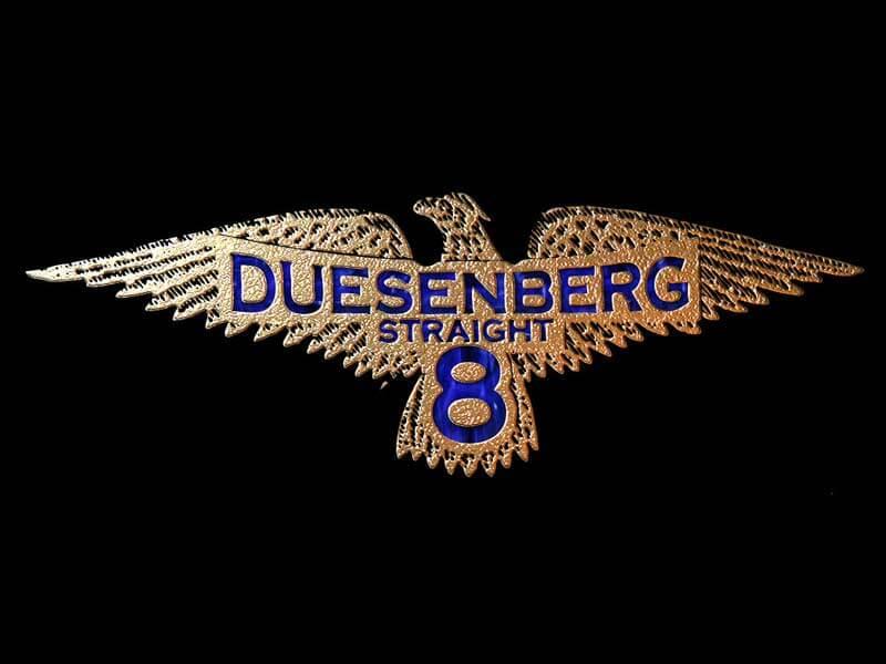 logo duesenberg