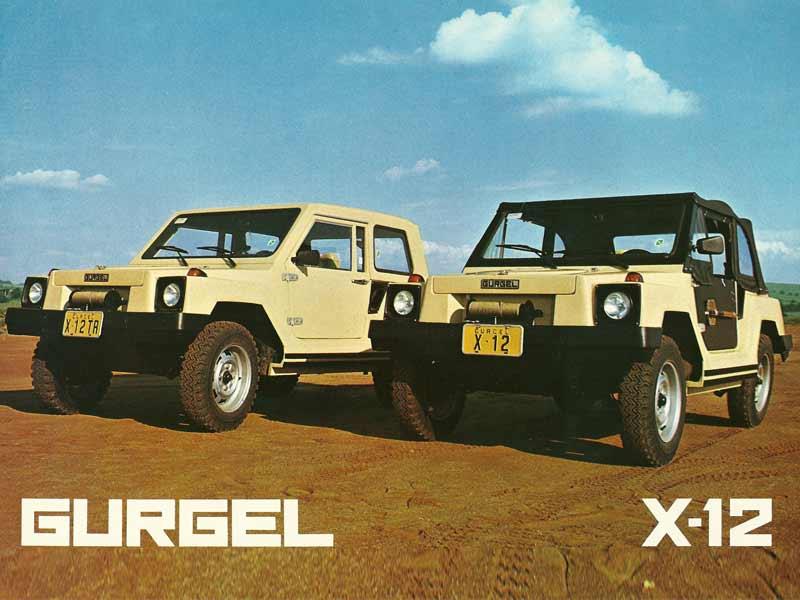 Gurgel X-12
