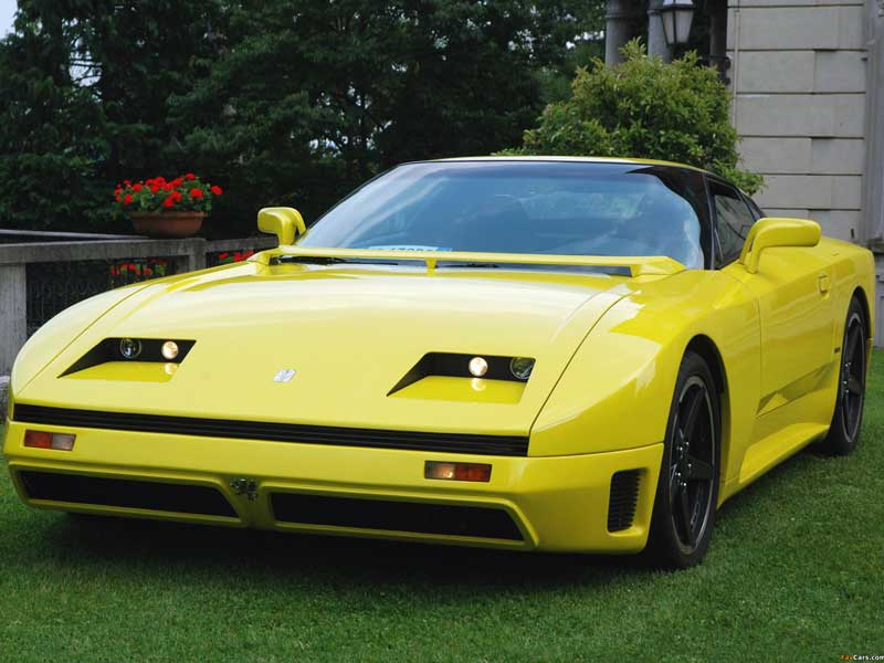 Iso Grifo 1991