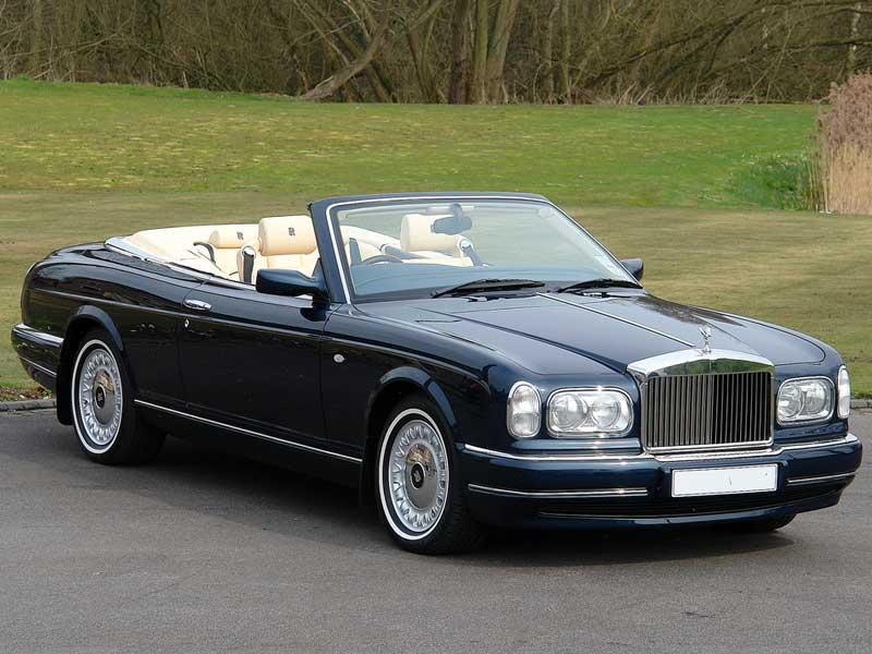 Rolls-Royce Corniche V