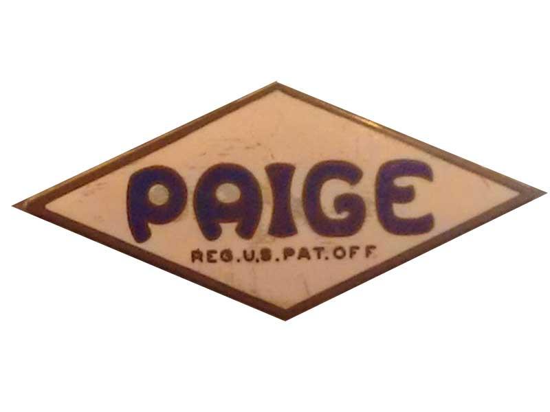 Logo Paige