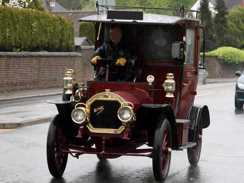 Taxi de 1908