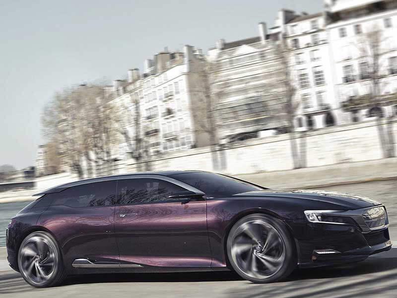 DS Numéro 9 Concept Car