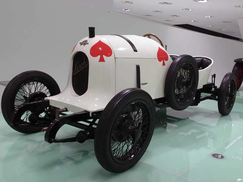 Austro Daimler Sascha