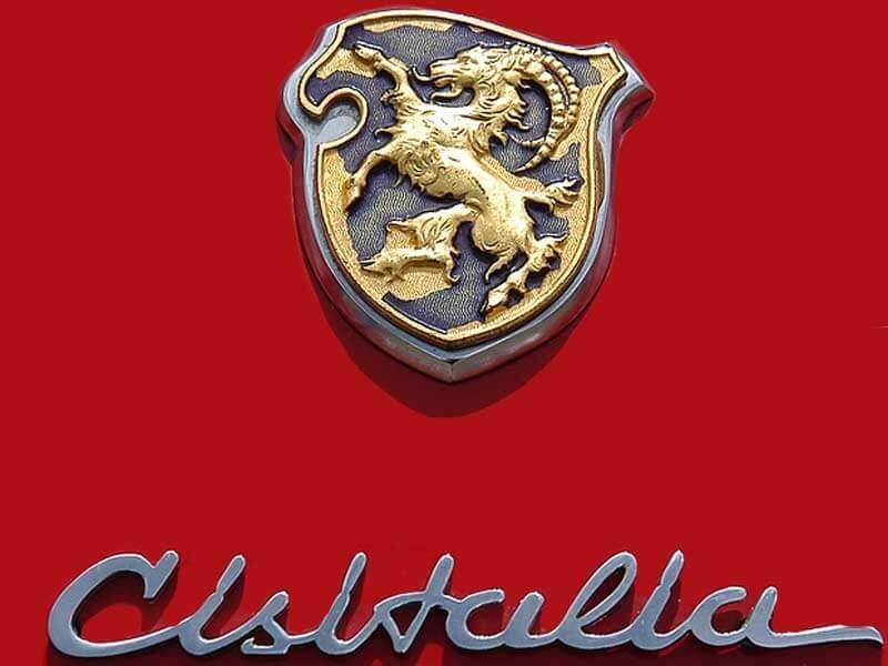 Cisitalia Logotipo