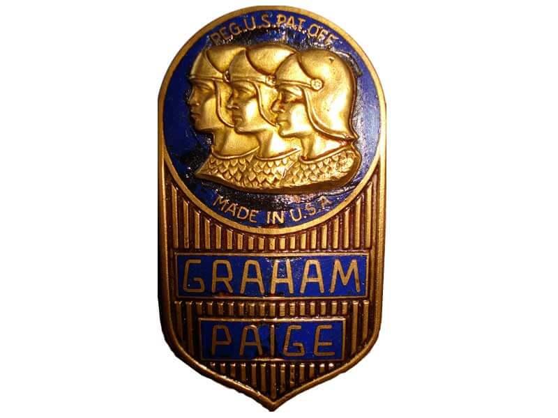 Graham-paige Logo