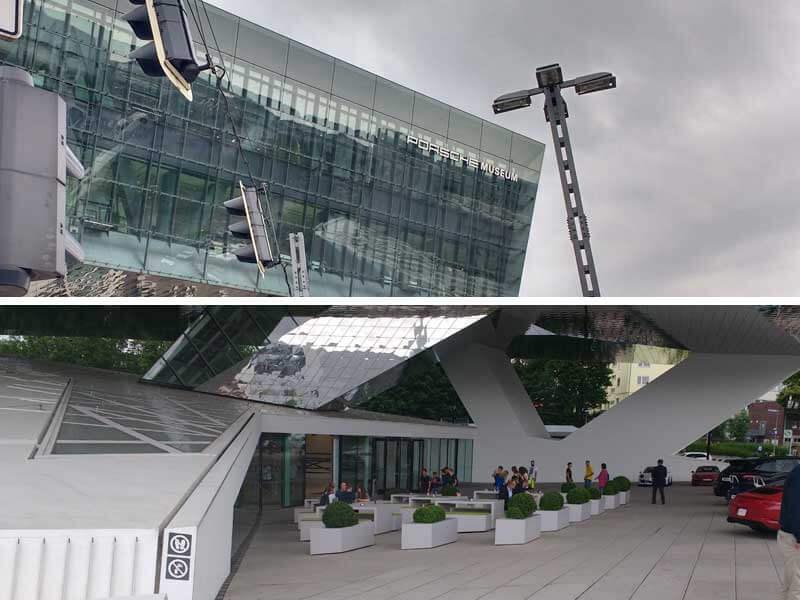 Visita Al Museo Porsche En Stuttgart
