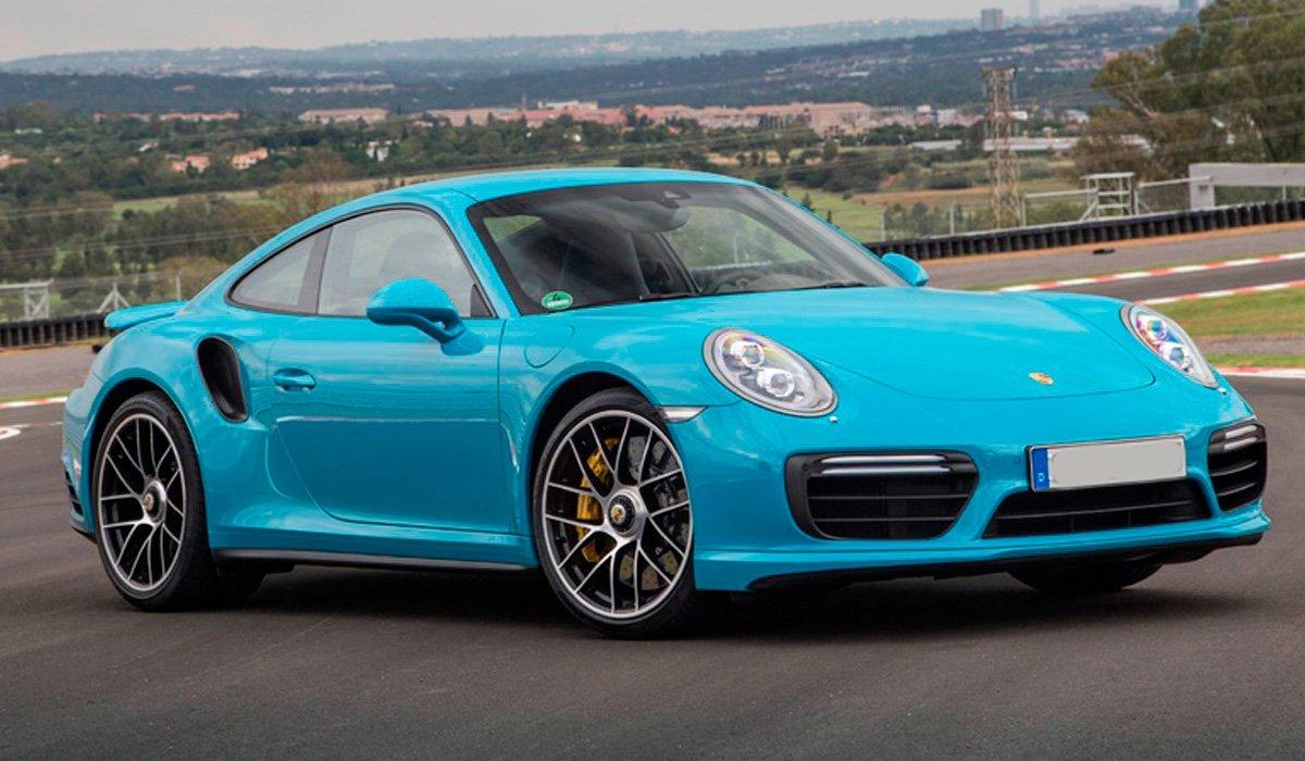 Porsche 911 turbo s aceleracion