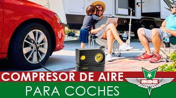 compresor de aire para coche